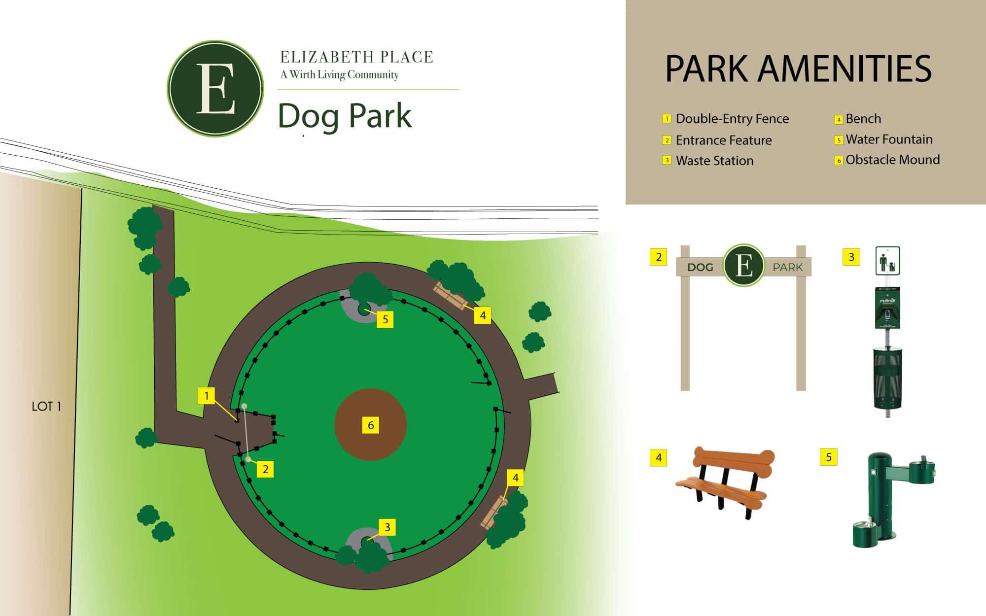 Elizabeth Place Chesapeake Virginia 803 ep dog park