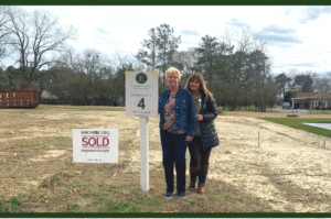Lot 4 SOLD! Congratulations to Barbara!